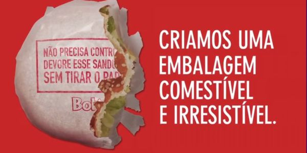 hamburger, commestibile, packaging, involucro, bob's