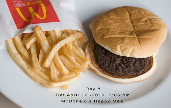 fast food, mcdonald's, happy meal project
