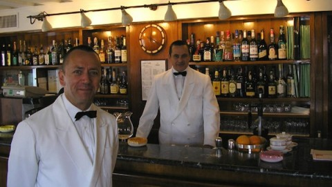 Harry's Bar, Venezia, interno