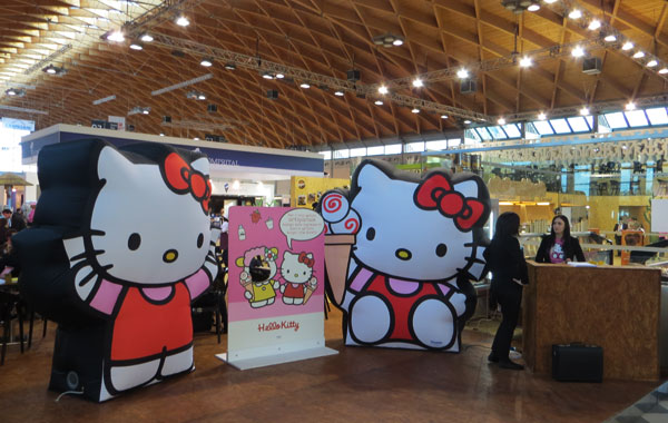 hello kitty mec3 sigep 2013