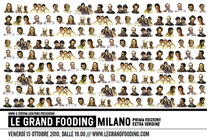 Le Grand Fooding a Milano