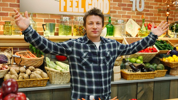 jamie oliver, food fight, film, will ferrell