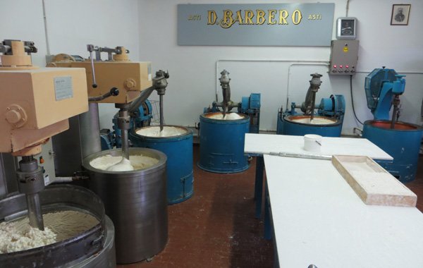 laboratorio torrone barbero
